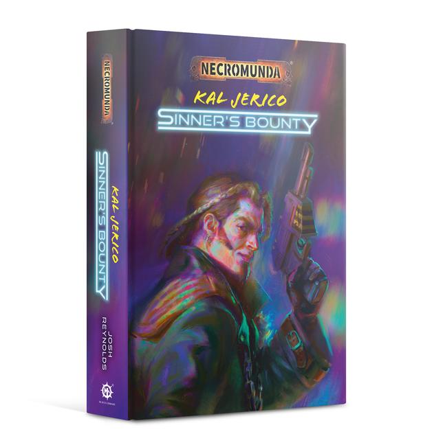 Kal Jerico: Sinner's Bounty (HB)