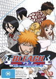 Bleach Collection 01 (Eps 1-20) on DVD