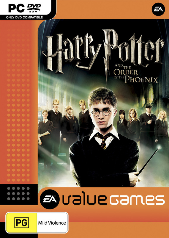 Harry Potter and the Order of the Phoenix (Value Games) for PC Games