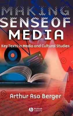 Making Sense of Media by Arthur Asa Berger image