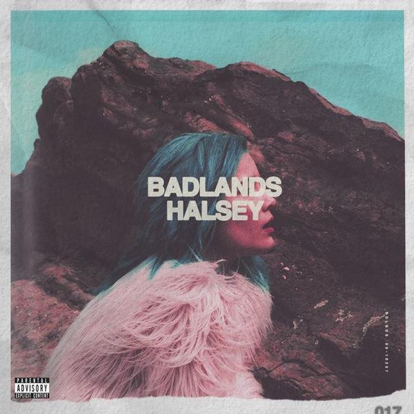 Badlands (Deluxe) by Halsey image