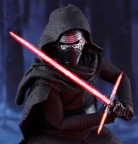 "Star Wars: The Force Awakens - 12"" Kylo Ren Figure"