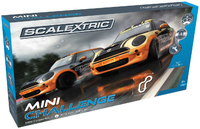 Scalextric Mini Challenge 1/32 Slot Car Set