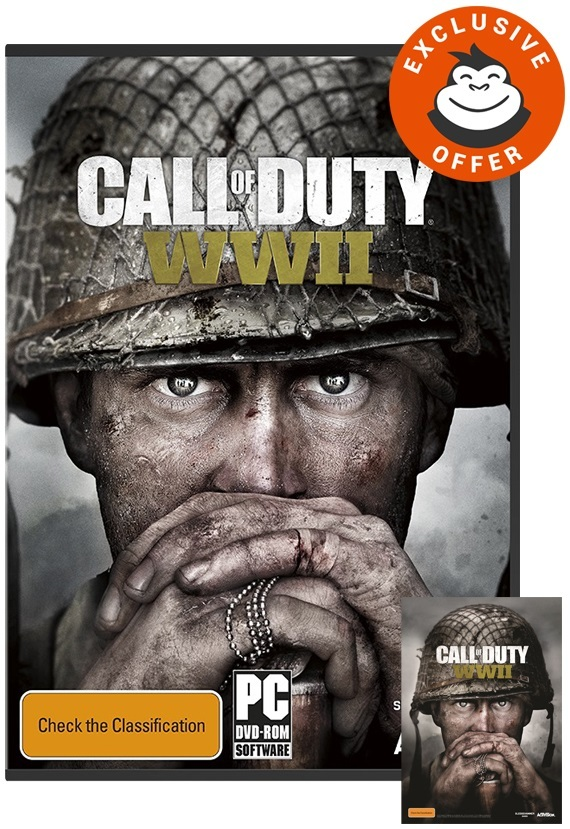 Call of Duty: WWII for PC Games image