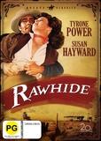 Rawhide on DVD