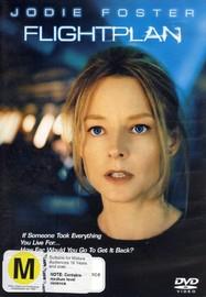 Flightplan on DVD image