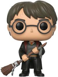 Harry Potter - Harry Potter (With Firebolt) Pop! Vinyl Figure