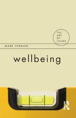Wellbeing by Mark Vernon