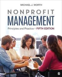 Nonprofit Management by Michael J. Worth