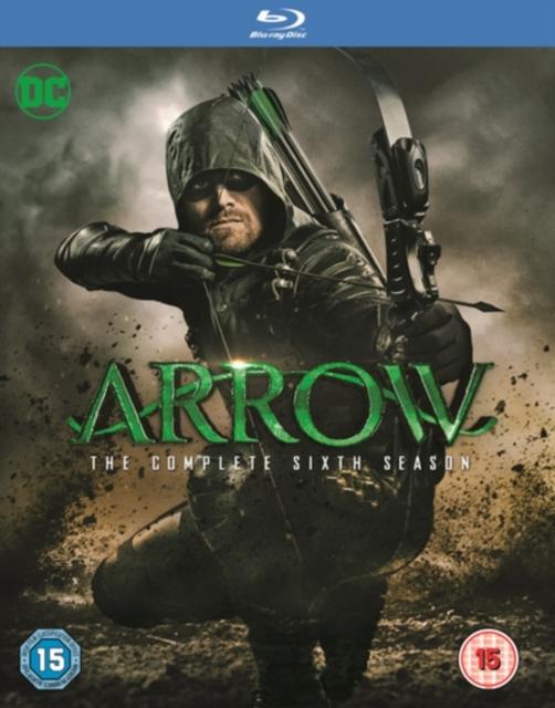 Arrow Season 6 on Blu-ray