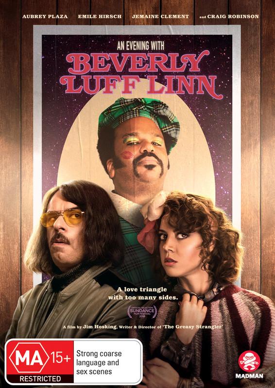 An Evening With Beverly Luff Linn on DVD