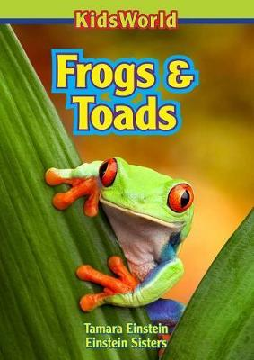 Frogs & Toads by Tamara Einstein