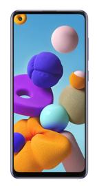 Samsung Galaxy A21s (64GB/4GB RAM) - Blue