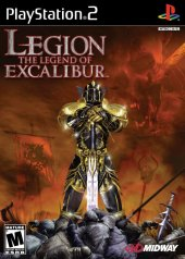 Legion: The Legend Of Excalibur for PlayStation 2
