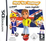 Mind Your Language: Learn English for Nintendo DS