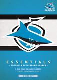 NRL Cronulla-Sutherland on DVD