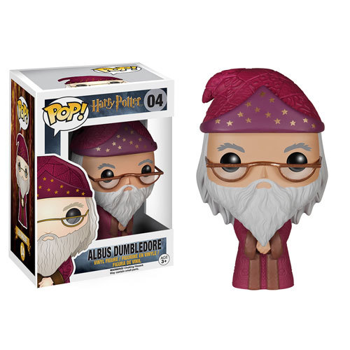 Harry Potter - Albus Dumbledore Pop! Vinyl Figure image