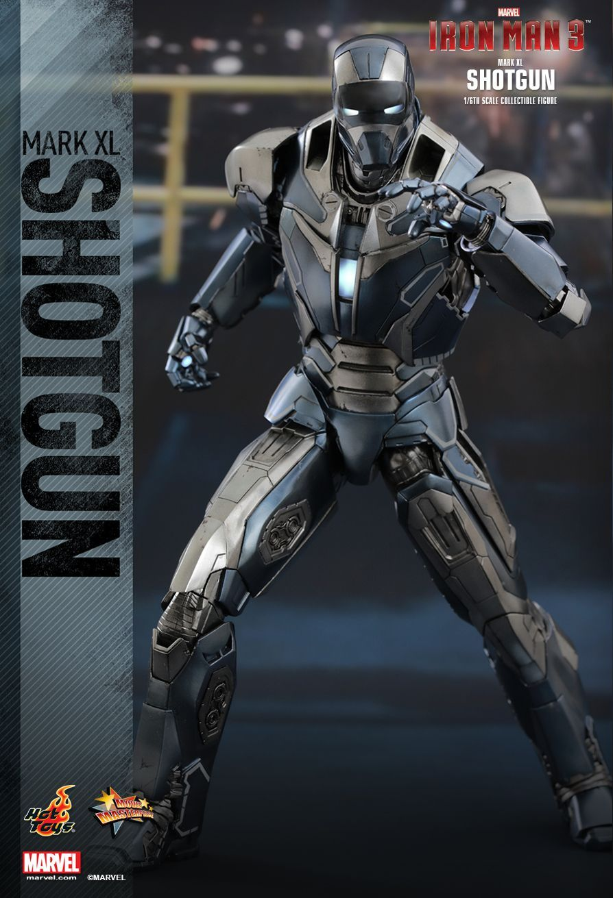 Iron Man 3 - Shotgun Mark XL 1:6 Scale Collectible Figure image
