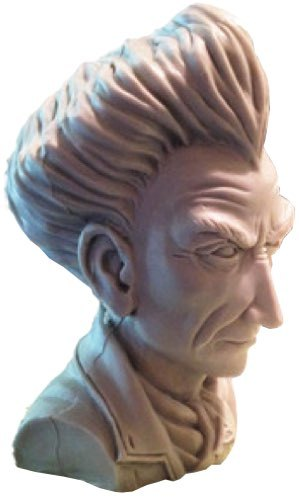 Agents of Smersh - Dr Lobo Bust image
