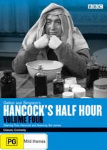 Hancock's Half Hour - Vol. 4 on DVD