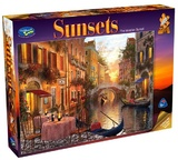 Holdson: 1000pce Puzzles - Sunsets The Ventian Sunset