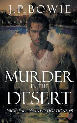 Murder in the Desert by J.P. Bowie image