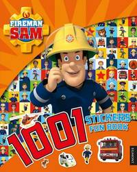 Fireman Sam: 1001 Stickers Fun Book by Egmont Publishing UK