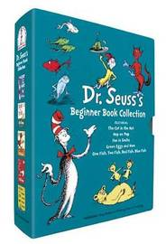 Dr. Seuss's Beginner Book Collection (Boxed Set) by Dr Seuss