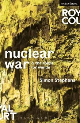 Nuclear War & The Songs for Wende by Simon Stephens image