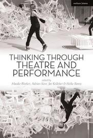 Thinking Through Theatre and Performance image