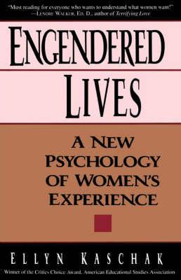 Engendered Lives by Ellyn Kaschak image