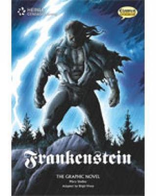 Classical Comics: Frankenstein by Classical Comics image