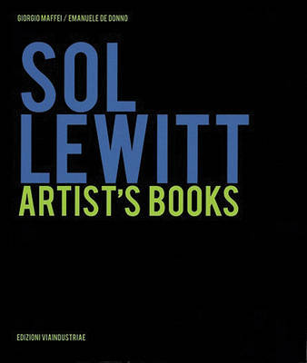 Sol Lewitt: Artist's Books image