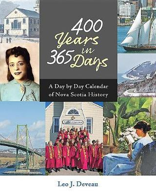 400 Years in 365 Days by Leo Deveau image