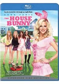 The House Bunny on Blu-ray