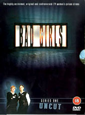 Bad Girls - Series 1: Uncut (4 Disc Box Set) on DVD