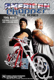 American Chopper: The Series - Tool Box 3 (Discovery Channel) on DVD image