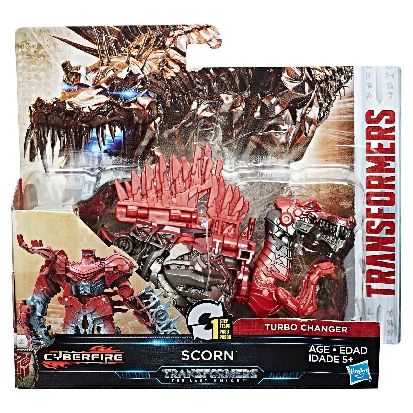 Transformers: The Last Knight: 1-Step Turbo Changer (Scorn) image