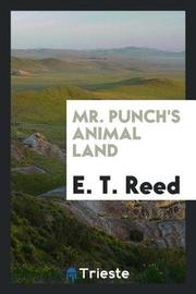 Mr. Punch's Animal Land by E. T. Reed image