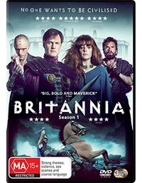 Britannia - The Complete Season One on DVD
