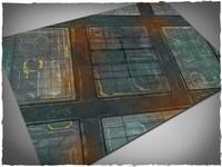 Deep Cut Studio: Neo Tokyo Neoprene Mat (6x4)