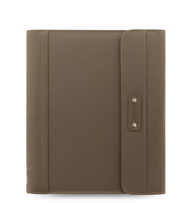 Filofax: Microfibre Wrap Large Tablet Case - Khaki