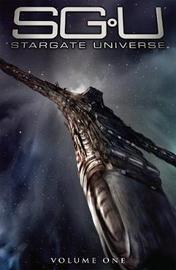 Stargate Universe by Mark L. Haynes