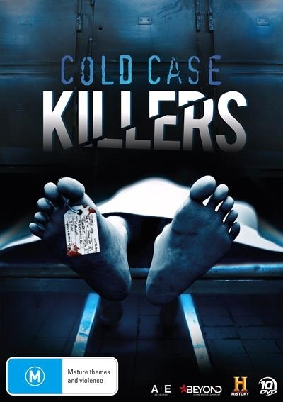 Cold Case Killers on DVD