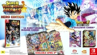 Super Dragon Ball Heroes World Mission for Switch image