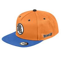 Dragon Ball Z: Blue Orange Logo Cap