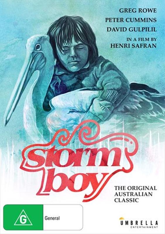 Storm Boy on DVD