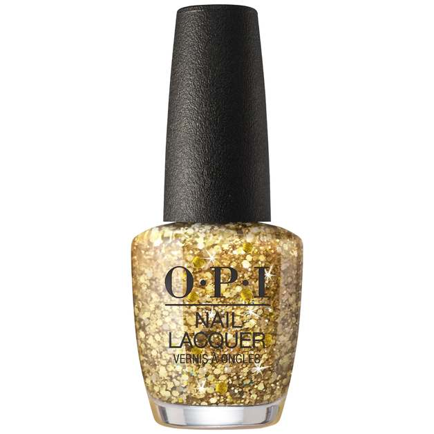 OPI: Nail Lacquer - Gold Key To The Kingdom (15ml)