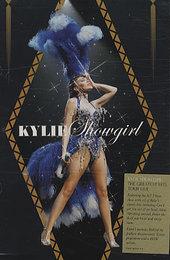 Kylie Minogue - Showgirl on DVD