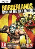 Borderlands Game Of The Year Edition for PC Games